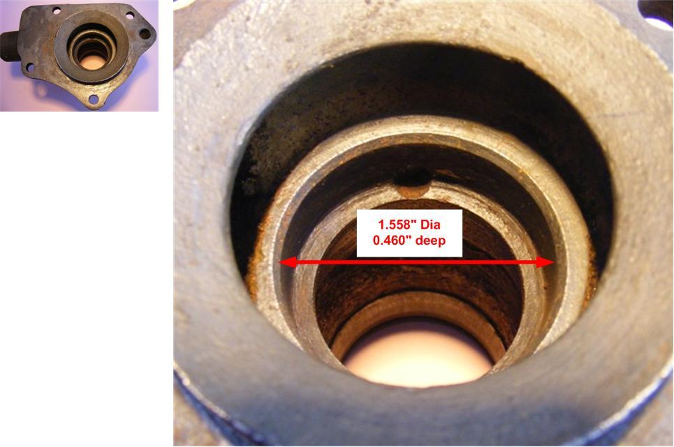 BMC 2.2 water pump diagram